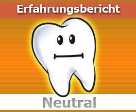 Sarah, 16: 4 Zähne unter örtlicher Betäubung